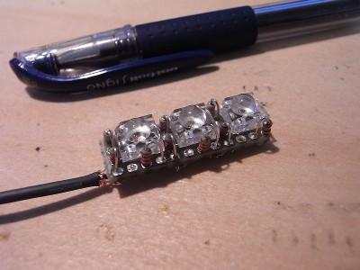 LED三つ搭載