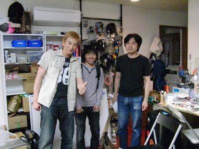 阿部さん、山口さん、野村さん