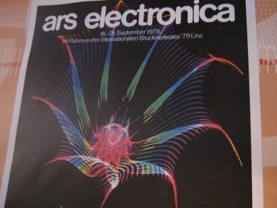 1979年、最初のARS ELECTRONICA